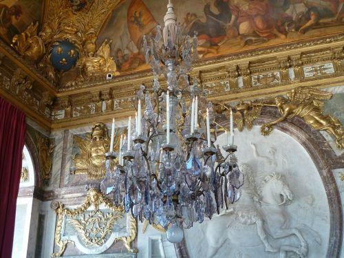 versailles candlestick chandelier
