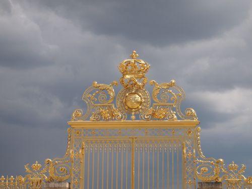 versailles gate versailles golden gate golden gate paris