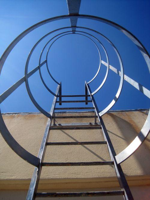 Vertical Exterior Steps