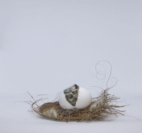Vertical Nest Egg