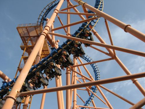 vertigo adrenaline attractions