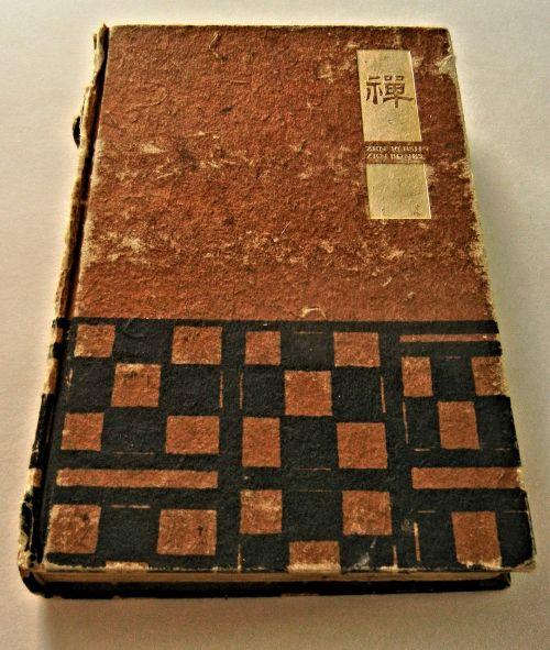 very old book tokyo japan zen flesh zen bones