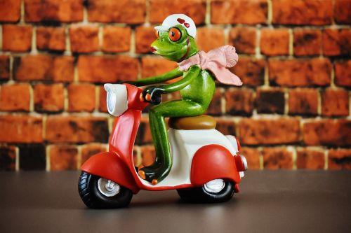 vespa roller frog