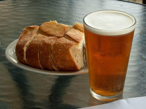 vespers beer bread