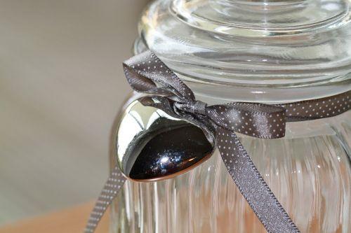 vessel glass jar box