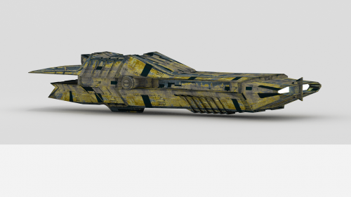 vessel science fiction spaceship