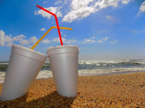 vessels sand beach