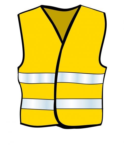 vest security road