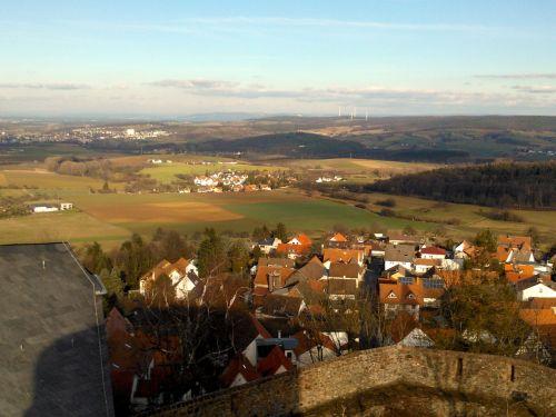 veste otzberg fortress
