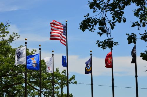 veterans day american flag american military flags