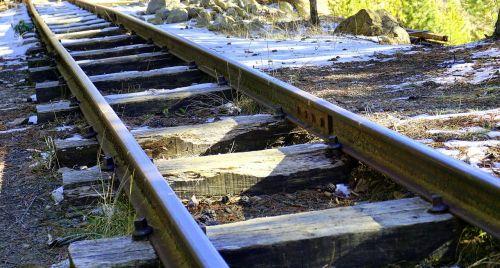 via railway rail
