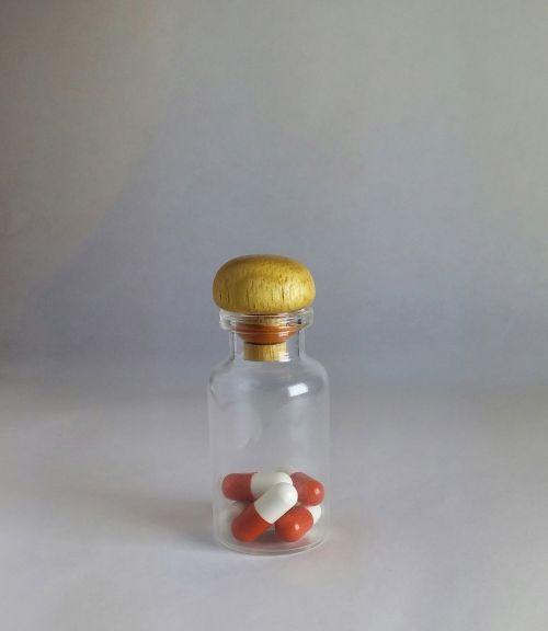 vial pills pillbottle