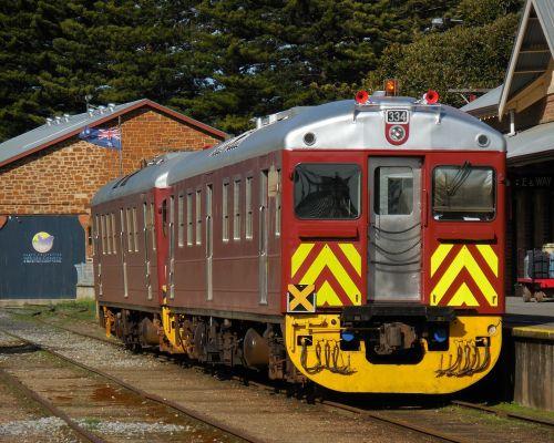 victor harbour train railway