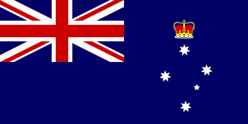 victoria flag state