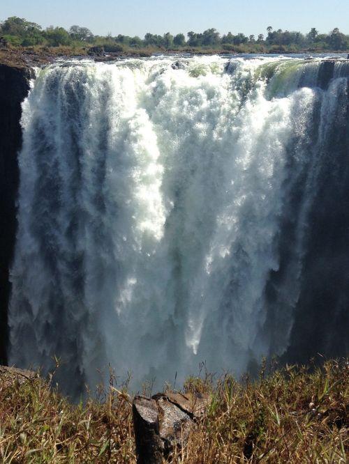 victoria falls natural beauty seven wonders