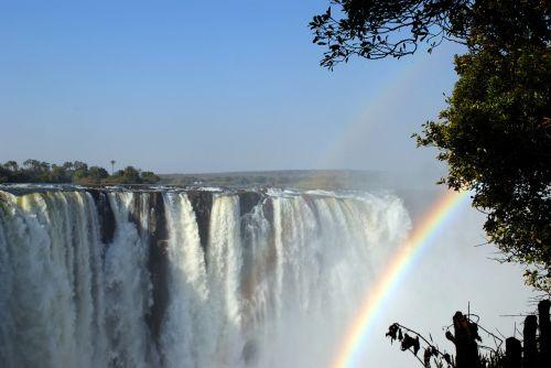 victoria falls waterfall zambezi