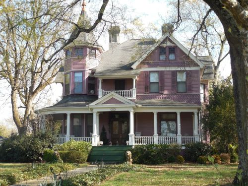 victorian house old
