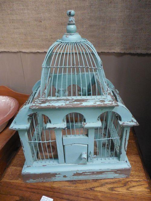 victorian birdcage bird