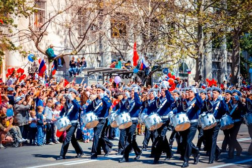victory day sevastopol parade