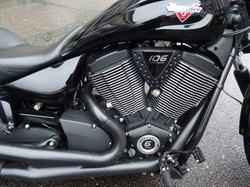 Victory Motorcycle Engine