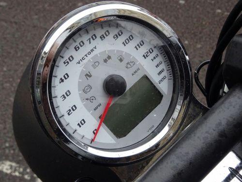 Victory Motorcycle Speedometer