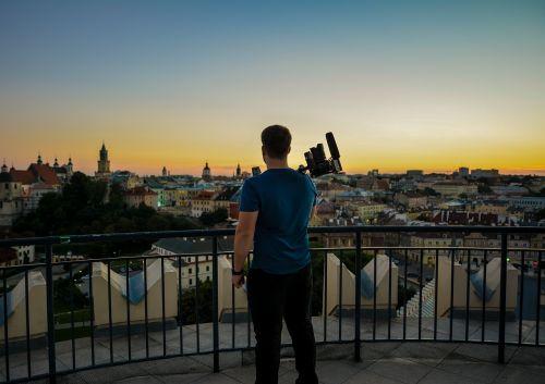 video city panorama