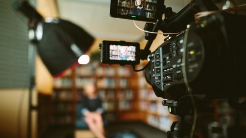 video camera optics