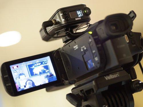 video  camera  film