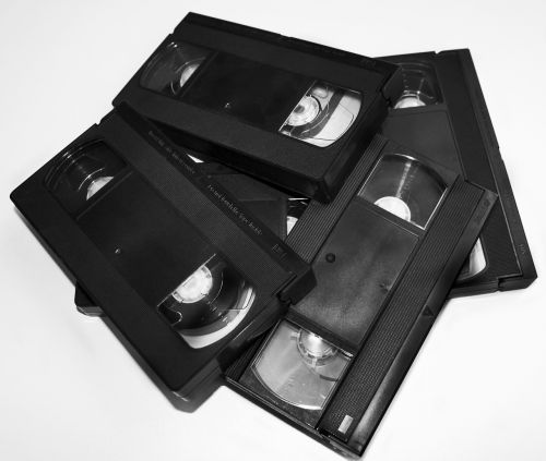 video video cassette cassette