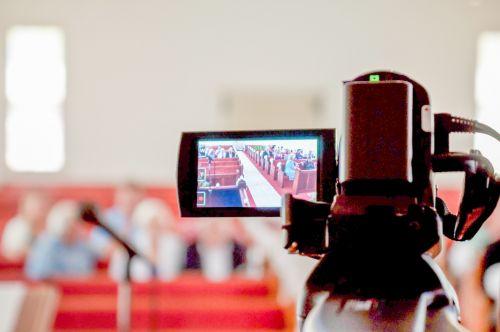 Video Camera Recording Event