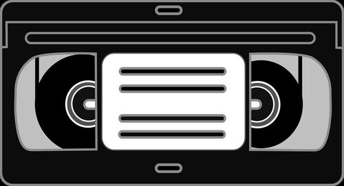 video cassette  vhs  video