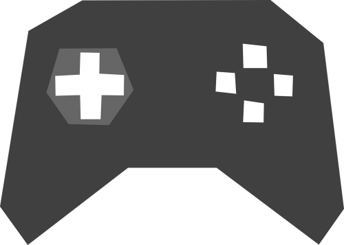 video game controller play