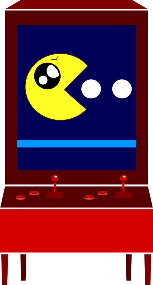 video game machine for videojuegos emoticon