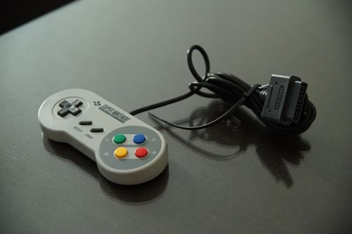 video game play controller