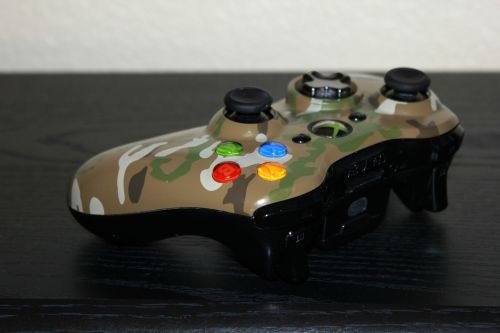 video game game controller electronics