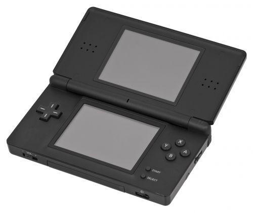 vaizdo žaidimų konsolė,video žaidimas,žaisti,žaislas,kompiuterinis žaidimas,prietaisas,pramogos,elektronika,linksma,Nintendo,ds,Lite,juoda,atviras