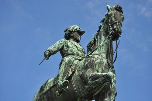vienna equestrian statue statue