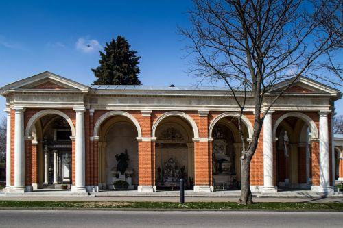 vienna central cemetery mausoleum