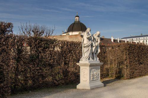 vienna belvedere baroque