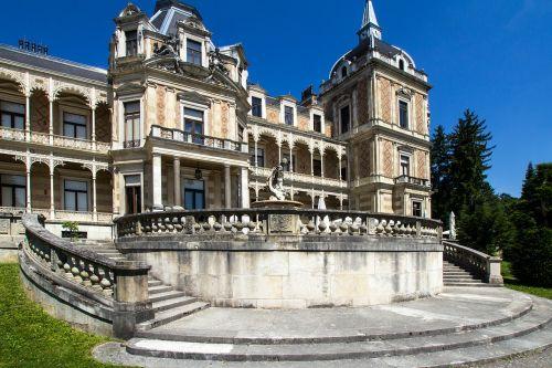 vienna castle hermes villa