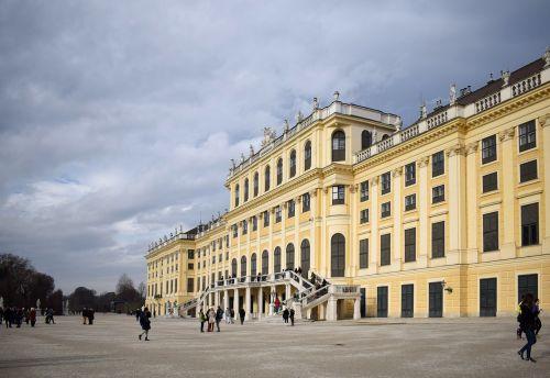 vienna schönbrunn baroque