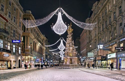 vienna advent christmas