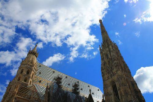 vienna sky church