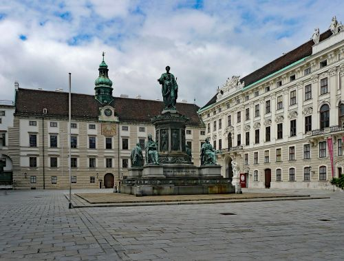 vienna hofburg vienna austria