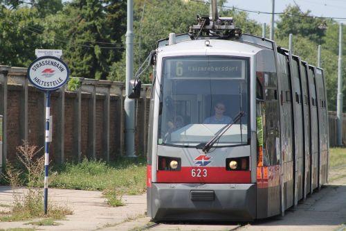 vienna lines bim tram