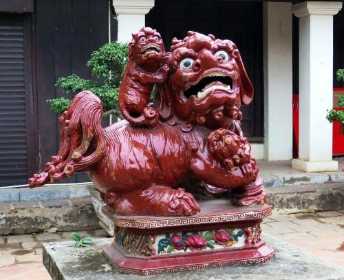 viet nam hanoi temple
