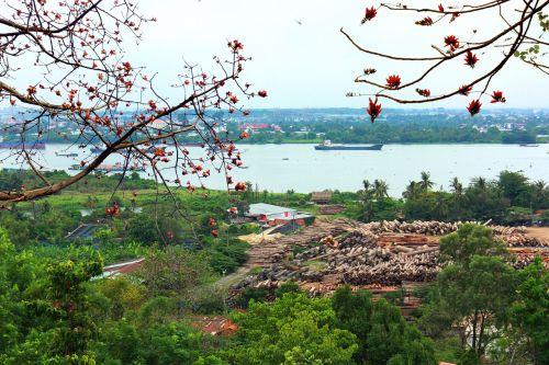 vietnam river mekong
