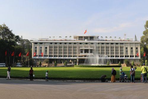 vietnam museum presidential palace
