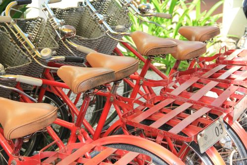 vietnam hoian cycling