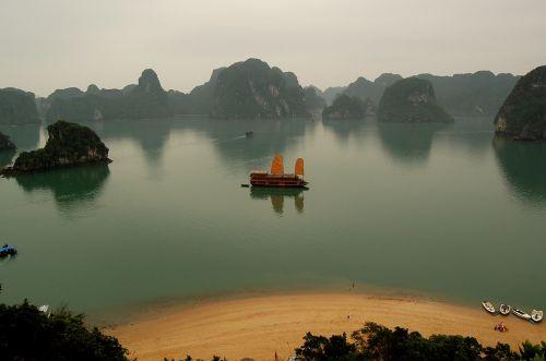 vietnam halong bay vietnam times
